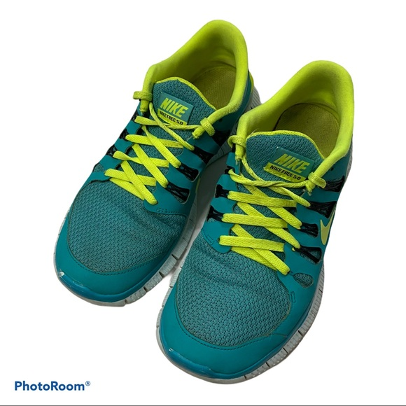 Nike Free 5.0 Running shoes size 7.5